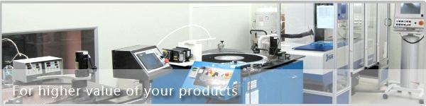 微结构焊接组立设备,微结构测试设备